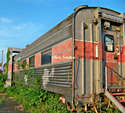 Recently Removed Railroad Car: Post-Roth- Restoration