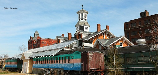 Wilkes-Barre Train Station 2014